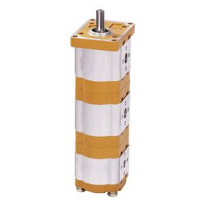 Triple Gear Oil Pump Cbwsl-E320/E310/E306 Hydraulic Pump High Pressure pictures & photos