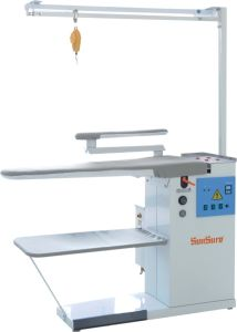 Ironing Table Machine for Cloth Sewing Machine pictures & photos