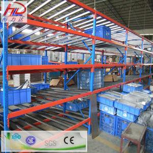 Warehouse Storage Pallet Flow Metal Racking pictures & photos