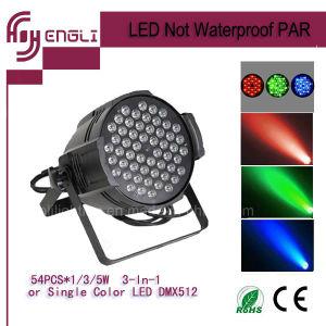 54PCS*3W 3in1 Stage LED PAR 64 (HL-033) pictures & photos