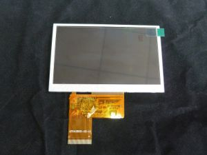 Cusomized 4.3 Inch TFT LCD Screen Small GPS LCD Display pictures & photos