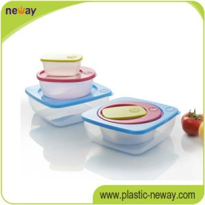 3-Compartment Bento Lunch Box pictures & photos