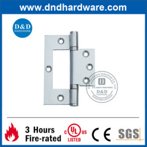 Ss304 Flush Hinge for Wooden Door pictures & photos