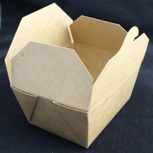 Cheap and High Quality Paper Noodle Box pictures & photos