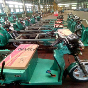 60V 30ah ~45ah Electric Cargo Loading Trike for Countryside Transfer pictures & photos