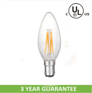 LED Global C35 3.5W E14 Candle Light pictures & photos