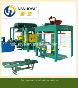 Fully Automatic Brick Making Machine (NYQT6-15)