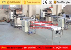 Auto High Quality/Capacity Gas/ Ele Pancake Machine/ Thin Pancake Machinery/ Flat Pancake Machine (manufacturer) pictures & photos