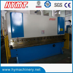 WC67Y-200X3200 steel plate hydraulic press brake pictures & photos