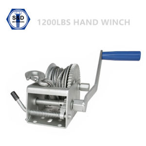 Hand Winch with Strap 1200lbs pictures & photos