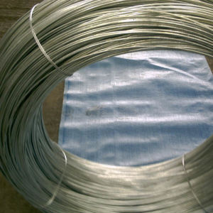Electrical Cable Zinc-Coated Steel Wire Rope pictures & photos