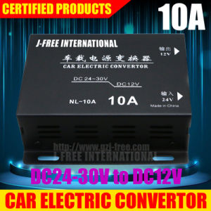 Good Price 24V to 12V 10A DC to DC Car Converter Made in China