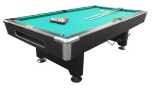 9′ Table Billiard with Slate pictures & photos