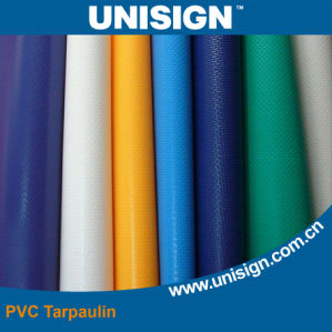 PVC Coated Truck Tarpaulin Fabric pictures & photos