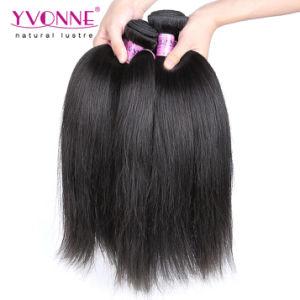 Unprocessed Human Hair Extension Grade 7A Brazilian Virgin Hair pictures & photos