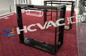 Hcvac Water Tap Sanitary Faucet PVD Arc Ion Deposition Coating System pictures & photos