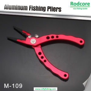 Noval Aluminium Fishing Pliers with Tungsten Cutters pictures & photos