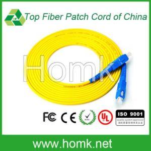 Single Mode Fiber Patch Cord Sc pictures & photos