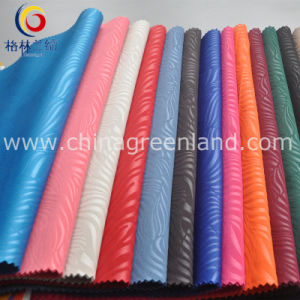 100% Polyester Embossing Scuba Fabric for Garment Textile (GLLKQC001) pictures & photos