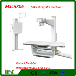 50kw Clinical Diagnostic X-ray Machine/X-ray Film Machine (MSLHX06)