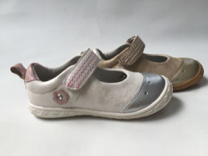 2015 Little Girl Shoes No Laces Casual Shoes