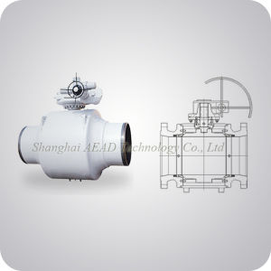 All Welded Pipeline Ball Valve China Supplier pictures & photos