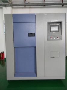 Hot and Cold Impact Testing Equipment Thermal Shock Chamber pictures & photos
