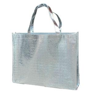 New Style Custom Printing PP Woven Shopping Bag (LJ-351)