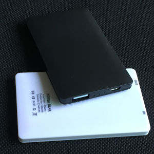 Christmas Promotional Gift Credit Card Ultra-Thin Mobile Power Bank (PB-J24) pictures & photos