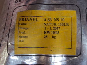 Impact Modified Lower Viscosity PA66 Frianyl A63ns10 pictures & photos