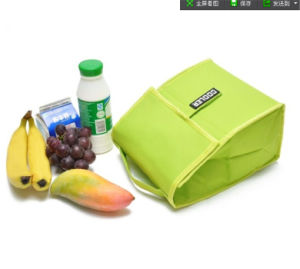 Wholesale OEM Non Woven Cooler Lunch Bag for Food (MECO475) pictures & photos