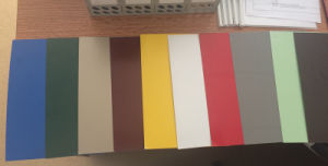 Colour Coated Aluminium Coils for Honeycomb Panel Use pictures & photos