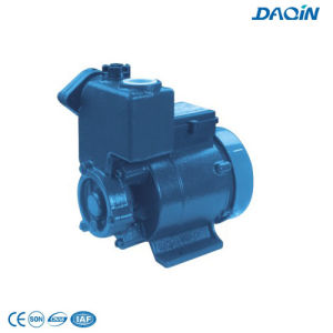 CE Approved Automatic Self-Priming Vortex Water Pump (GP-125) pictures & photos