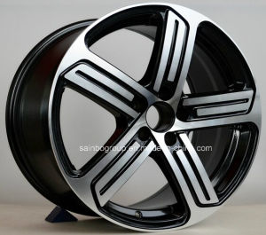 15 16 17 Inch Car Wheels for VW Golf pictures & photos
