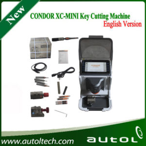 Ikeycutter Condor Xc-Mini Automatic Key Cutting Machine pictures & photos