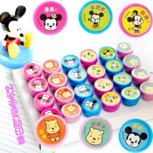Wholesale Four Face Stamp Children Cartoon Flowers Cube EVA Stamp pictures & photos