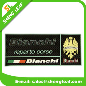 New Design Decoration Soft PVC Rubber Bar Mat (SLF-BM057) pictures & photos