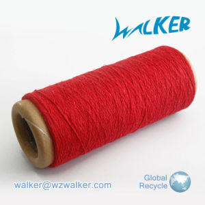 Ne8/1dyed Knitting Cotton Polyester Blended Yarn pictures & photos