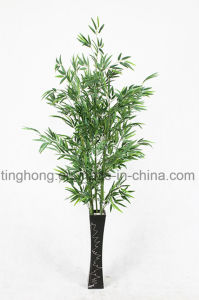 Hot Selling Indoor & Outdoor Decoration Artificial Bamboo