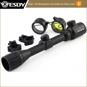 3-9X32aoe R&G Illuminated Optical Tactical Riflescope pictures & photos