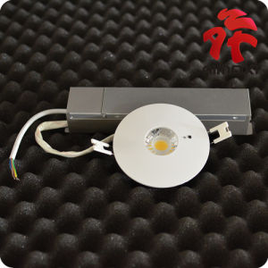 LED Emergency Spot Light 110mm with COB