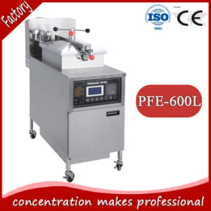 Pfe-600L Factory Directly Electric Gas Pressure Fryer pictures & photos