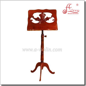 Foldable Design Wooden Colorful Music Sheet Stand (MS309) pictures & photos