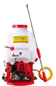 Gasoline Engine Two Stroke Power Sprayer (CY-769) pictures & photos
