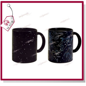 Porcelain Sublimation Color Change Matte Mug pictures & photos