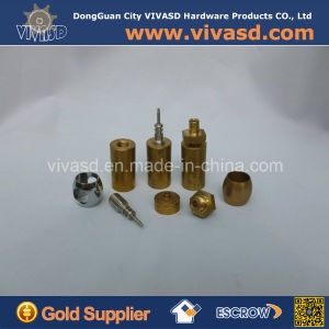 Customized Special Aluminum Nut According to Drawings pictures & photos