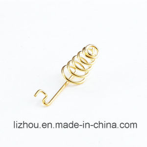 Battery Spring Made by Phosphorus Copper Wire pictures & photos