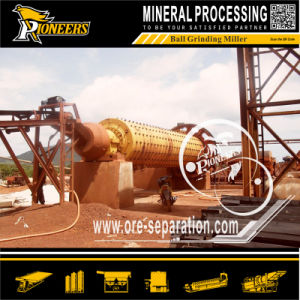 High Capacity Mining Grinding Equipment Wet Mineral Long Ball Mill