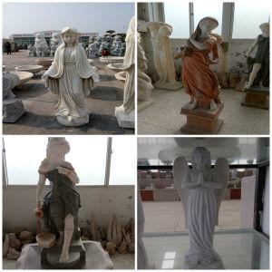 Landscape Decoration Marble Stone Carving pictures & photos