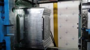 Plastic Basket Making Mold pictures & photos